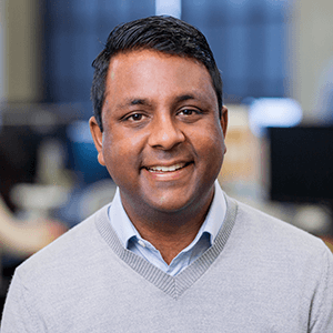 Sahir Azam, SVP, Cloud Products & GTM