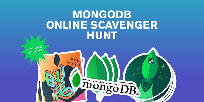 Online Scavenger Hunt Social Promo - Twitter