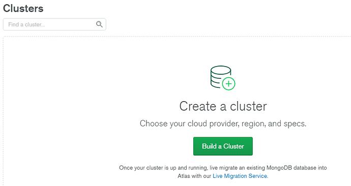 Create_Cluster