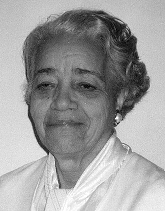 Dorothy Vaughan Photo from Wikipedia