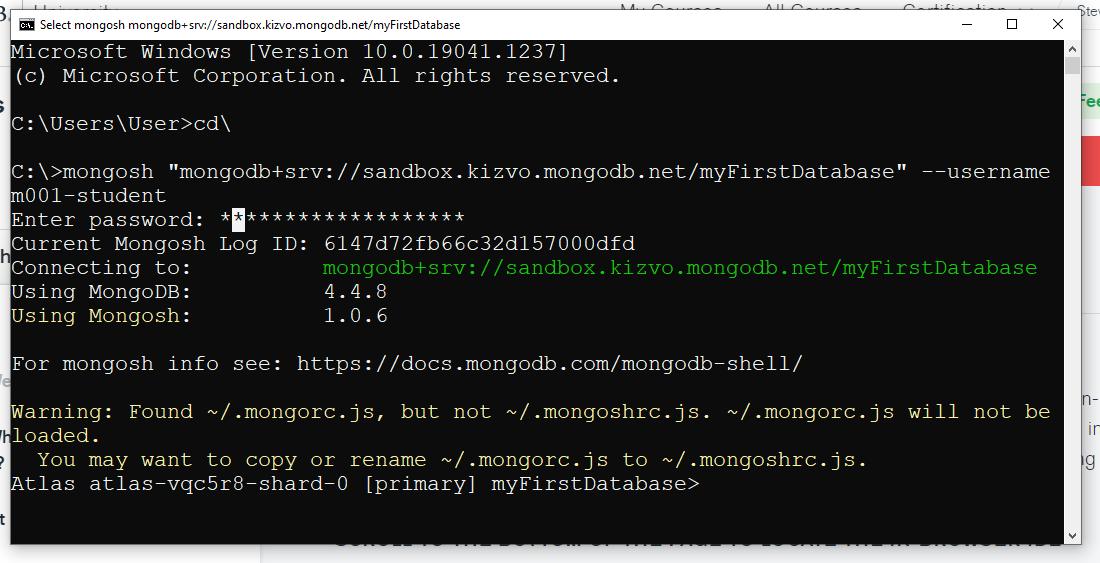 image_connecting_to_mongodb_sandbox