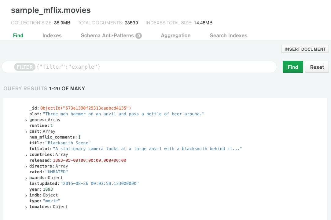 """Movies dataset"""