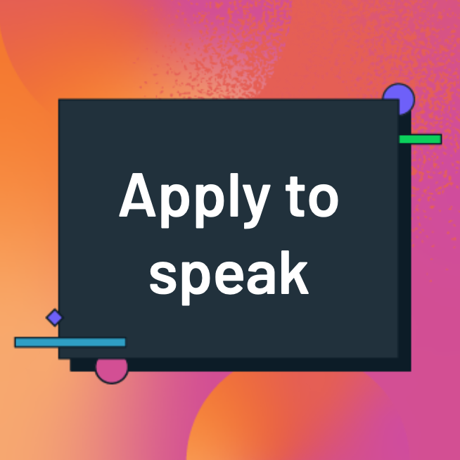 Apply to speak