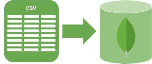 From CSV to MongoDB