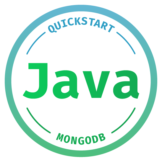 Java badge